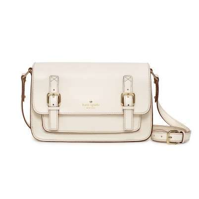 The Kate Spade Essex Small Scout Bag Makes Spring Pop