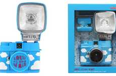 Little Lomo Cameras - The Lomography Diana Mini is a Vintage-Inspired Micro Camera