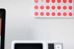The Polyply Stand is an Artsy Way to Store Your iToys Neatly