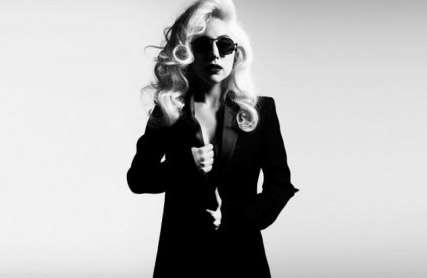 Tame Celebritorials - Lady Gaga iD Magazine Photoshoot is Demure and Understated
