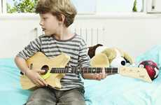 Modular Children's Guitars