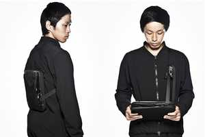 The Acronym iPad Bag is a New Way to Carry Around the Apple Product