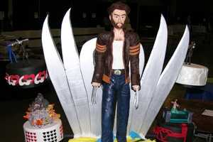 The Wolverine Cake by Kimberly Chapman is as Awesome as it Sounds