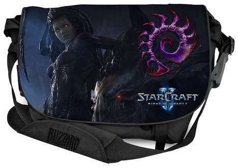 StarCraft messenger bag