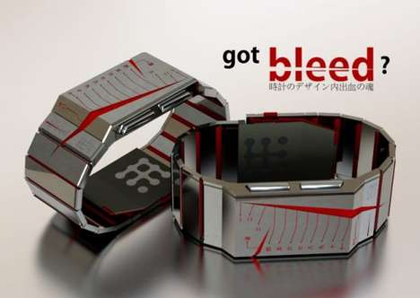 Bleeding Blade Watch