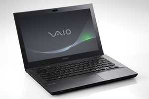 The Sony Vaio S Stays Powered Up Through Marathon Work Sessions