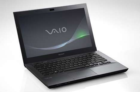 15-Hour Laptop Batteries - The Sony Vaio S Stays Powered Up Through Marathon Work Sessions