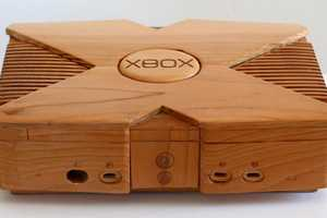 The Wooden Xbox by Ben Winfield Will Blow Your Mind