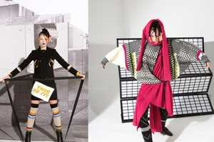 The Bernhard Willhelm AW11 Women's Collection is Far Out and Funky