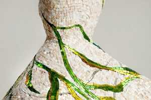 Julie Richey Pieces Together Stunning Scultpural Artworks