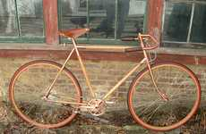 Copper-Covered Bikes