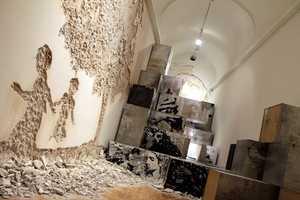Antonio Cachola Showcases Amazing Works of Art in 'Museum in Ruins'