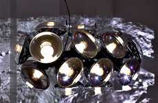 Bug-Eyed Light Fixtures
