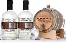 DIY Mini Distilleries - The Woodinville Whiskey Company Allows Consumer to Become the Distiller