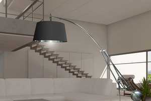 LM Studio's Extra Large Floor and Suspension Lamps