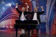 The Greece You've Got Talent Show Gets a Shocking Surprise Performance
