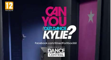 Kylie Minogue Dance Central