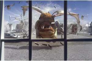 The Terminix Commercial Sheds Light on Horrific Termite Damage