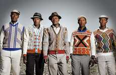 African-Inspired Knitwear