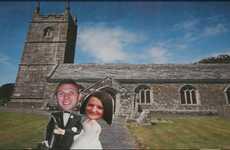 Stop-Motion Wedding Invitations
