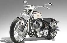 Colossal-Wheeled Bikes