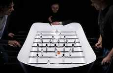 Gro's 'The Beautiful Game' is a $68,000 Foosball Table