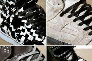 Supra Spring 2011 Royal Collection Introduces Vividly Eye-Popping Designs