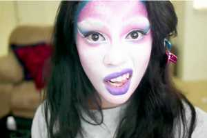Andrea's Choice Shows How to Recreate Katy Perry's ET Look
