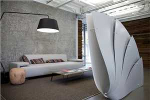 The Division Room Divider Combines Artistic Design With Heavy Metal