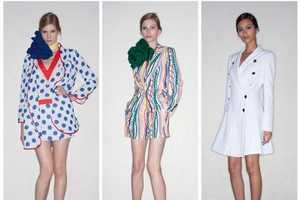 The Junko Shimada SS 2011 Collection Combines Patterns and Styles