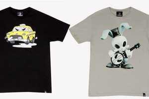 The Kidrobot Spring 2011 Shirts Make Unusual Characters Fashionable