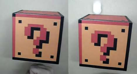 DIY Mario Coin Block