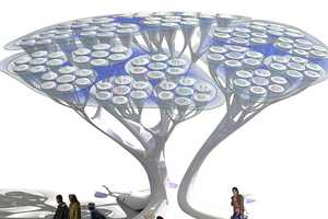Treepods Clean Air in Urban Jungles Without Soil, Water or Upkeep