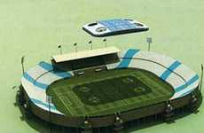 Remote-Controlled Stadium Shields