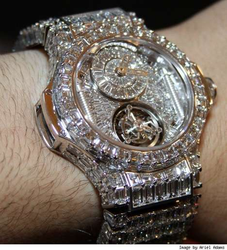$3 million watches