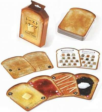 Toast Playing Cards