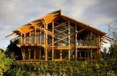 Sustainable Wood Homes