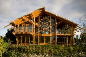 The Gorgeous Guscott Kemp Home Gets Highest Level of LEED Certification