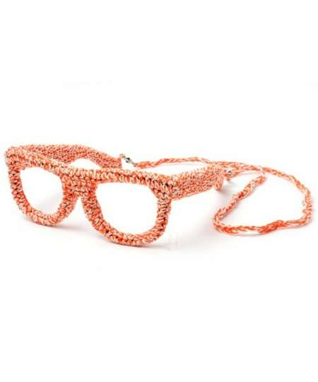 Miracle Megane Knitted Sunglasses