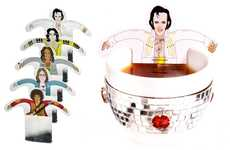 Bathing Celeb Tea Bags