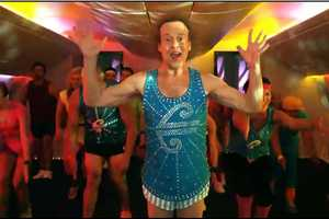 The Comical Richard Simmons Air Safety Video for Air New Zealand
