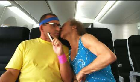 Richard Simmons Air Safety Video