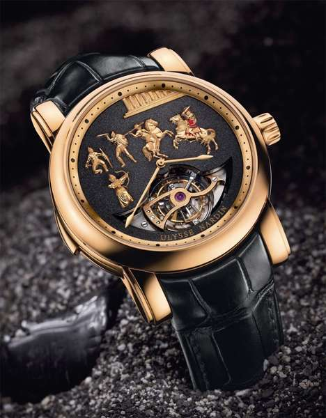 Alexander the Great Minute Repeater