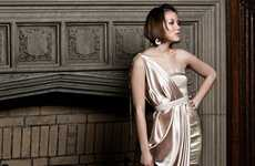 Roman Goddess Couture