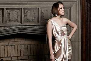 Christine My Linh Brings Elegance to Period Fashion