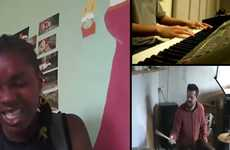 Amateur Music Mashups