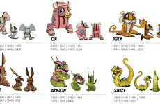 Mythical Creature Figurines