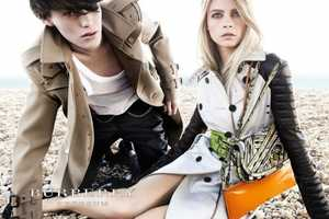 The Burberry SS 2011 Ad Campaign is Marketing Genius
