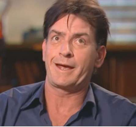 Charlie Sheen Talking Bobble Head