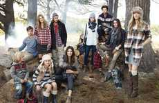 Friendly Forest Lookbooks